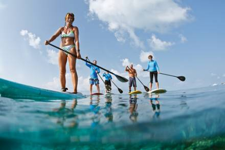 Bruker Marina Rent SUP Paddle boards