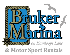 Bruker Marina and Watersports Rentals, Tobiano, Kamloops Lake, BC